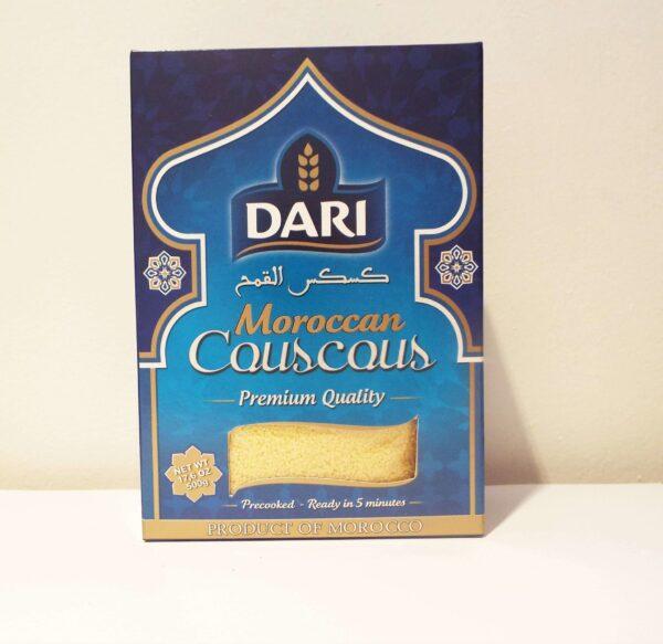 Cuscus Dari