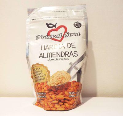 Harina de Almendras Gluten Free