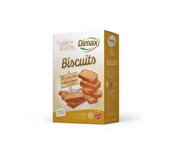 Dimax Biscuits Libre De Gluten