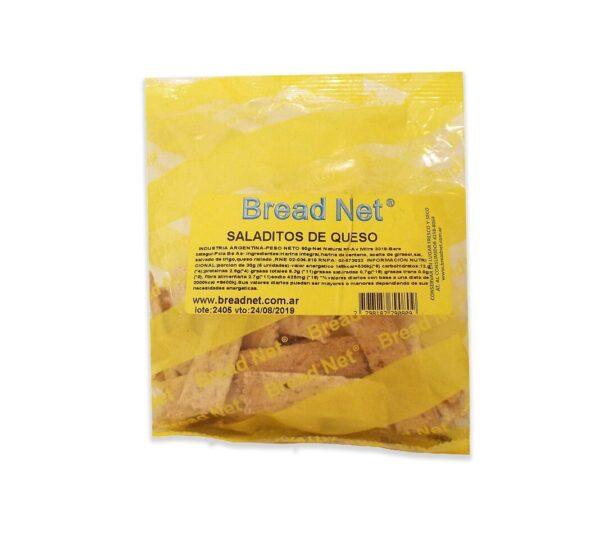 """Saladitos de Queso """"Bread Net"""""""