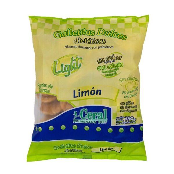 "Galletitas Light ""Ceral"" - Limón"