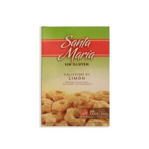 """Galletitas """"Santa María"""" - Limón"""