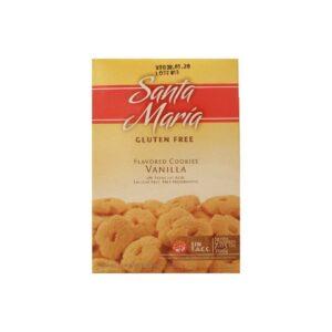 """Galletitas """"Santa María"""" - Vainilla"""