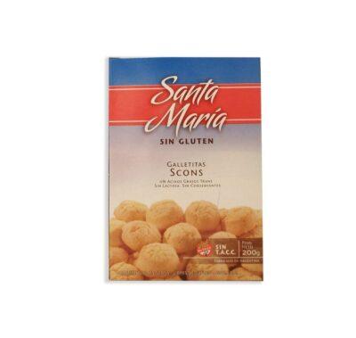 """Galletitas """"Santa María"""" - Scons"""