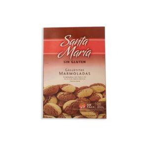 """Galletitas """"Santa María"""" - Marmoladas"""