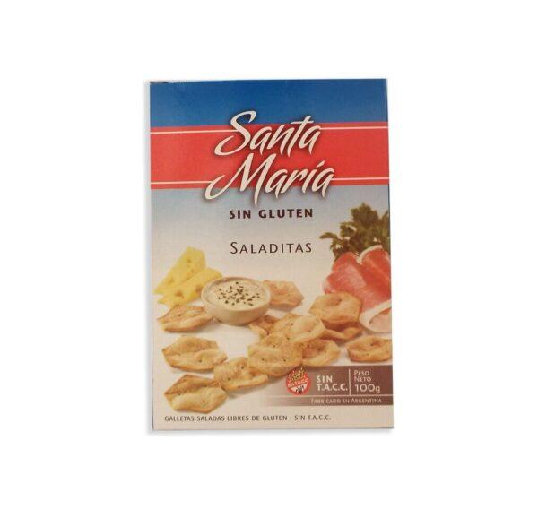 """Galletitas """"Santa María"""" - Saladitas"""