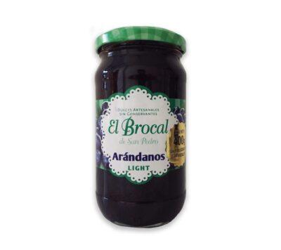 "Mermelada Light ""El Brocal"" - Arándanos"