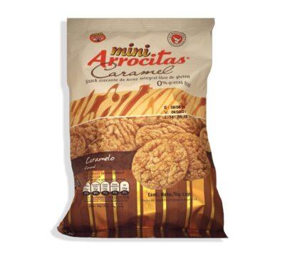 """Mini Arrocitas """"Cerealko"""" - Sabor Caramelo"""