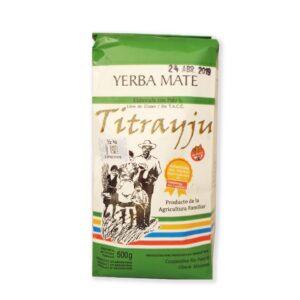 "Yerba Mate ""Titrayju"""