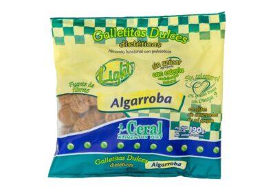 """Galletitas Light """"Ceral"""" - Algarroba"""