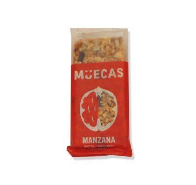 """Barritas de Cereal """"Muecas"""" - de Manzana, Arándanos/Nueces"""