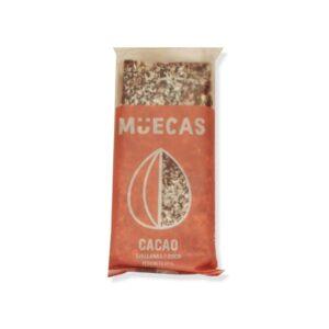 """Barritas de Cereal """"Muecas"""" – de Cacao, Avellanas y Coco"""