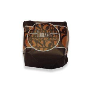 "Alfajores Mini ""Tobiano"" - Chocolate Negro"