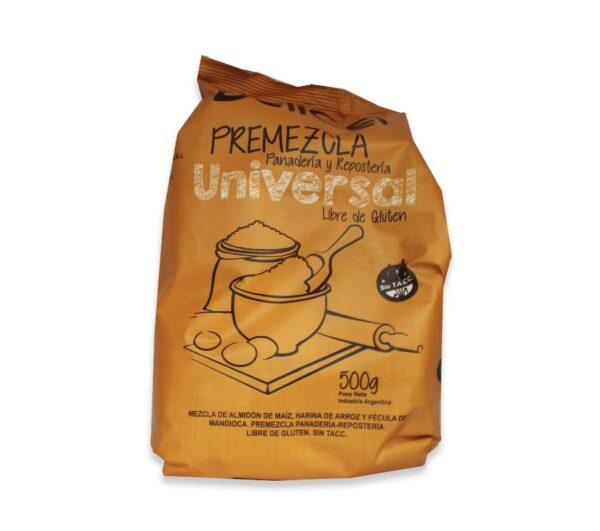 """Premezcla """" Delicol""""- Universal Panadería y Repostería"""