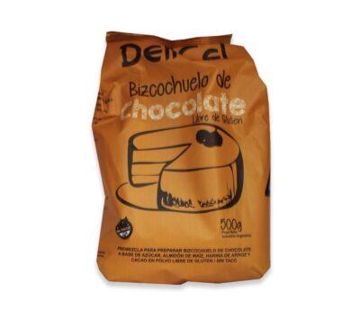 """Premezcla """"Delicol"""" para Bizcochuelo de Chocolate"""