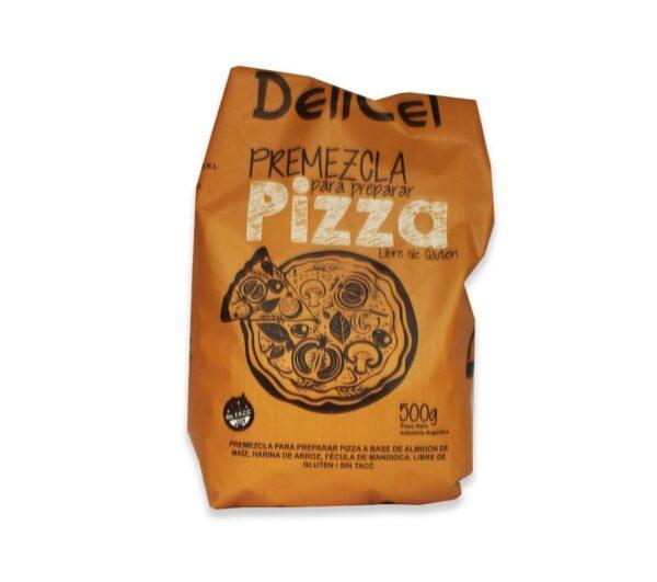 """Premezcla """" Delicol"""" para preparar Pizza"""