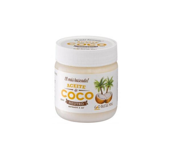 Aceite de Coco God Bless You 225ml