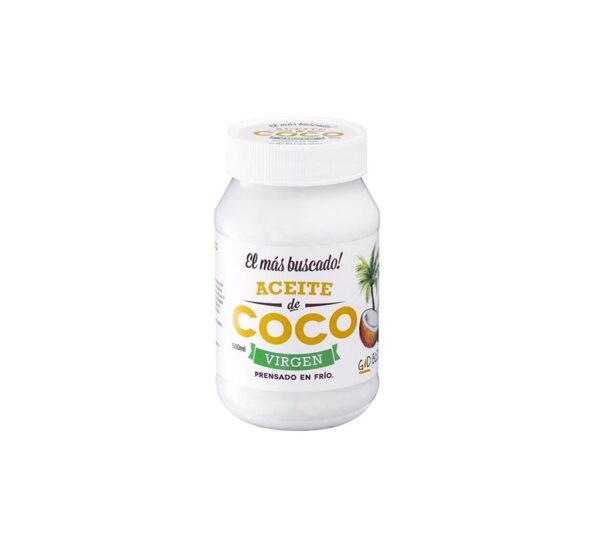Aceite de Coco Neutro God Bless You 500ml
