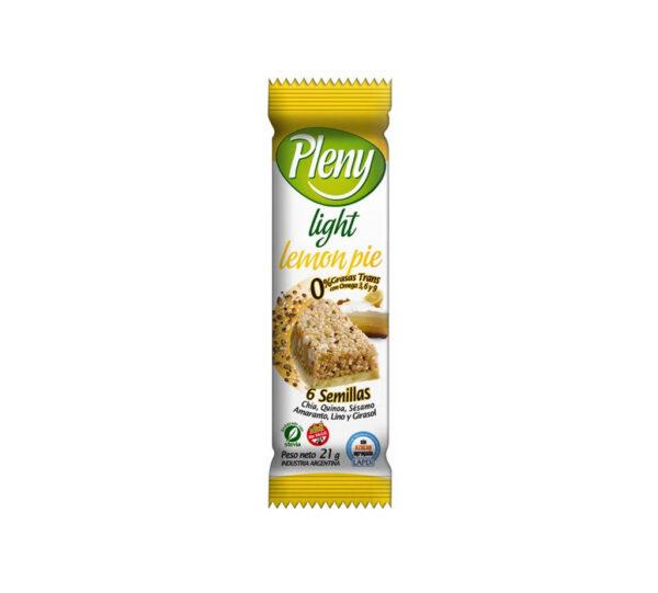 Barra De Cereal Pleny Lemon Pie
