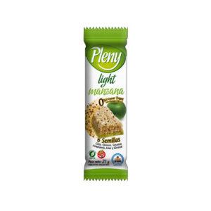 Barra De Cereal Pleny Manzana