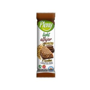 Barra De Cereal Pleny Alfajor