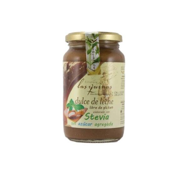 Dulce De Leche Las Quinas S/Azúcar Con Stevia Sin TACC