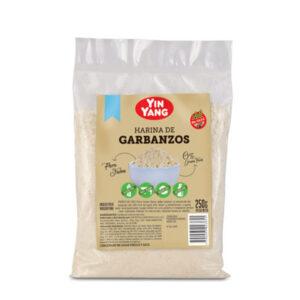 Harina De Garbanzos Yin Yang 250 Gramos