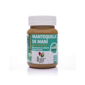 Mantequilla de Maní Byour Food sin endulzante