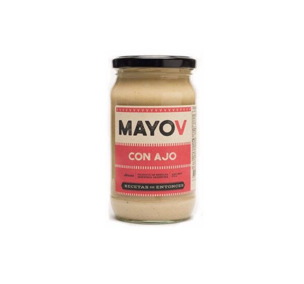 Mayo V Con Ajo