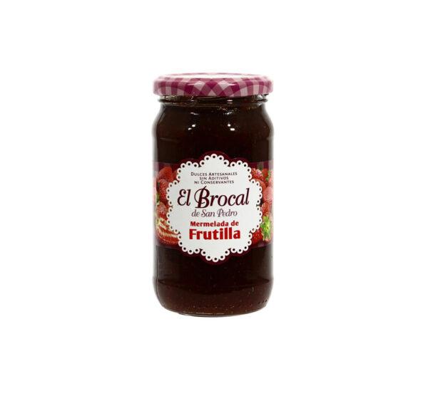 Mermelada de Frutilla El Brocal