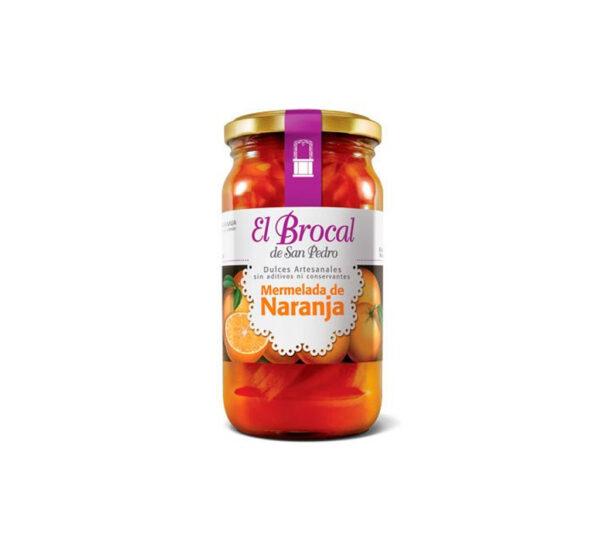 Mermelada de Naranja El Brocal