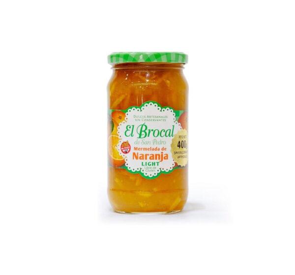 Mermelada de Naranja Light El Brocal