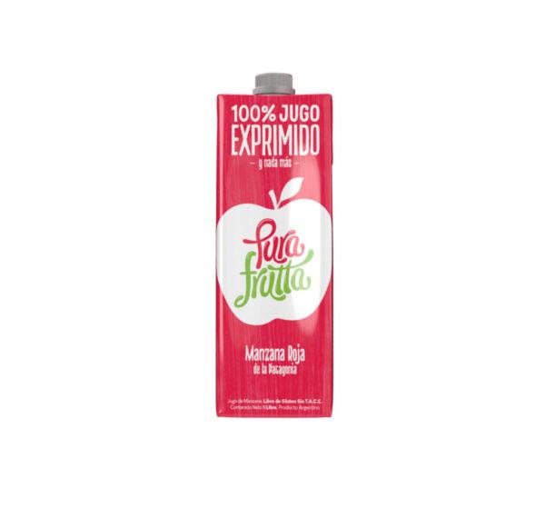 Pura Frutta Manzana Roja