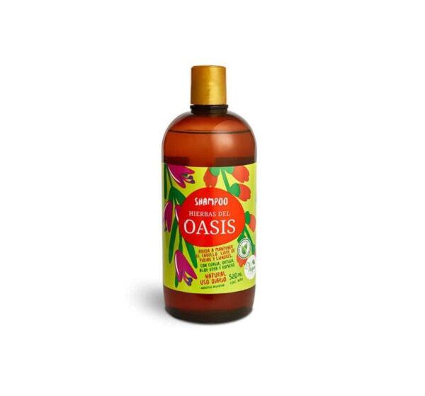 Shampoo. Para La Pediculosis De Hierbas Del Oasis