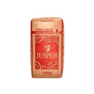 Yerba Mate Jesper Sabor Tradicional X 500 Sin Tacc
